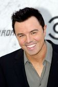 CULVER CITY, CA - SEPT. 10: Seth MacFarlane arrives at the Comedy Central Roast of Charlie Sheen at