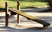 Street Furniture In Public Park  Exercise Sport