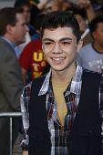 LOS ANGELES - JAN 23: Adam Irigoyen at the premiere of 'Gnomeo & Juliet'  on January 23, 2011 in Los Angeles, California