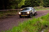 M. Conlon Driving Ford Escort