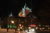 Quebec City, Canada.