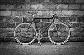 fixie bike - fixed gear bicycle