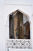 Arhitecture In Stone Town Zanzibar. Stone Town Is The Oldest Part Of Zanzibar City Which Was A Unesc poster