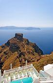 Skaros On Santorini