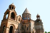 Ancient Apostolic Church In Armenia