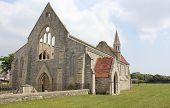 Old Garrison church,old portsmouth uk