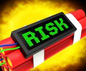 Risk On Dynamite Shows Unstable Situation Or Dangerous
