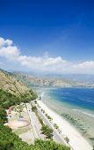 Cristo Rei Beach In East Timor