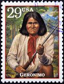 Geronimo Native American leader and medicine man of the Chiricahua Apache