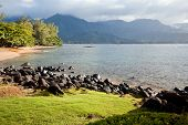 Beautiful Hanalei Bay