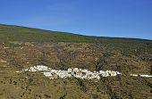 Bayarcal a small town in the Alpujarra, Spain