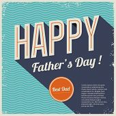 Happy-Fathers-Day-Card-Font-retro-background.EPS