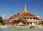 Phaung Daw U Pagode, Myanmar