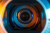 Camcorder lens