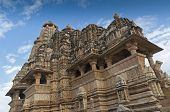 Vishvanatha Temple, Dedicated To Shiva, Khajuraho, India - Unesco world heritage site.
