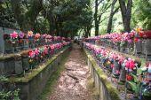 Statues For Unborn Children In Tokyo