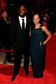 NEW YORK-SEP 17: Football player Justin Tuck and wife Lauran Williamson Tuck attend the 14th annual