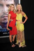 LOS ANGELES - APR 10:  Brittany Daniel, Cynthia Daniel at the