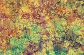 pic of batik  - Abstract pattern on colorful cotton batik detail - JPG