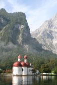 Church in Mountains