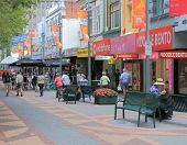 Elizabeth Street Hobart City