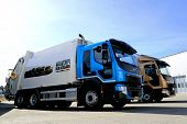 New Volvo Volvo FE And FL Regional Transport Trucks