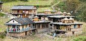Guerrilla Trek - Tatopani Village - Village In Western Nepal