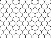 wire net wall