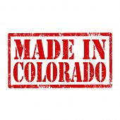 Made In Colorado-stamp