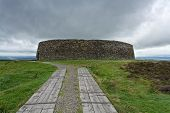 Grianan Of Aileach Stone Fort
