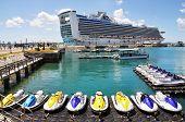 Hamilton Port, Bermuda