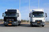 Renault Range T Trucks