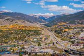 Silverthorne And Dillon Colorado