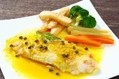 Dolly Fish Steak