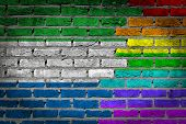 Dark Brick Wall - Lgbt Rights - Sierra Leone