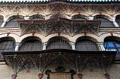 Silk Guild House, Ecija, Spain.
