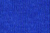 Blue Cotton Close Up