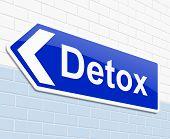Detox Concept.