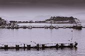 Scenic View Of Kusadasi Port