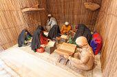 Bedouin School Scenery