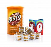 Chicken Oxo Bisto