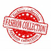 Red Stamp - Fashion Collection