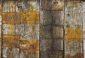 Grunge Wooden Background