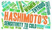 stock photo of fibromyalgia  - Hashimoto - JPG