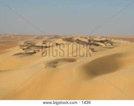 Abo Meharek Sand Dunes poster