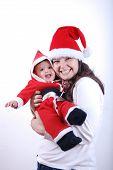 Fun as Santa