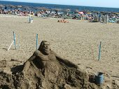 Beach Sandman