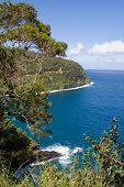 Scenery From Road To Hana In Maui, Hawaii