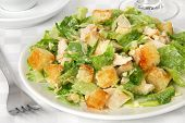 picture of caesar salad  - Caesar salad - JPG