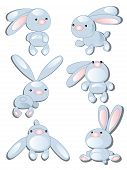 Rabbits  set